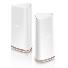 D-LINK AC2200 TRI-BAND WHOLE HOME MESH WI-FI SYSTEM (2 PACK) 2XGIGABIT, MU-MIMO, WPS