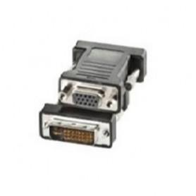 ADATTATORE DVI/VGA ATLANTIS P019-AV599-HA17 da DVI 24+5pin a VGA, M/F