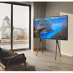 Supporto a Pavimento per TV LCD/LED/Plasma 49-70'' stile cavalletto