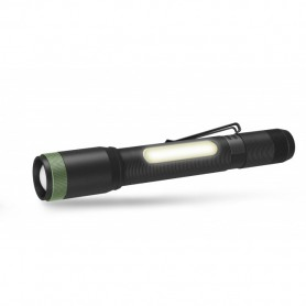 Torcia LED 150lm IPX4 con Luce Laterale e Magnete