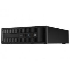 REFURBISHED HP PC ELITEDESK 600 G1 SFF I5-4570 4GB 500GB DVDRW WIN 10 PRO