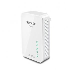 ADATTATORE POWERLINE TENDA PW201A+P200 EXTENDER STARTER KIT: 1xPW201A Wireless N300 Powerline Extender+1xP200 200Mbps PowerLine