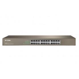 Switch 24 Porte Fast Ethernet 10/100 Mbps