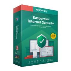 Kaspersky Lab Internet Security 2020 Licenza base 1 anno/i