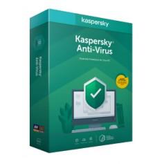 Kaspersky Lab Anti-Virus 2020 Licenza base 1 anno/i