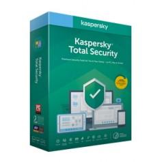 Kaspersky Lab Total Security 2020 Licenza base 1 anno/i