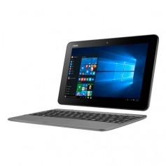 "ASUS Transformer Book T101HA-GR029T Grigio Ibrido (2 in 1) 25,6 cm (10.1"") 1280 x 800 Pixel Touch screen Intel® Atom™ x5-Z835"