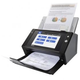 Fujitsu N7100 ADF scanner 600 x 600DPI A4 Nero