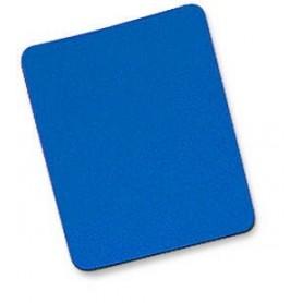 Tappetino per Mouse, 6 mm, Bulk, 25x22 cm, Blu