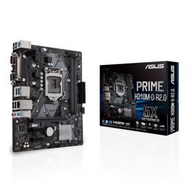 ASUS PRIME H310M-D R2.0 scheda madre LGA 1151 (Presa H4) Micro ATX Intel® H310