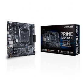 ASUS MB PRIME A320M-K AMD A320 Socket AM4 microATX scheda madre