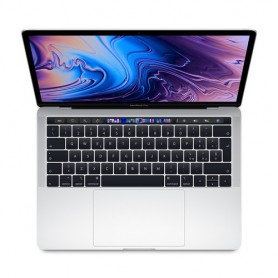 NB APPLE MACBOOK PRO MUHQ2T/A (2019) 13-inch with Touch Bar: 1.4GHz quad-core 8th-generation i5 processor, 128GB - Silver