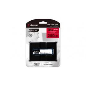 Kingston Technology A2000 drives allo stato solido M.2 250 GB PCI Express 3.0 NVMe