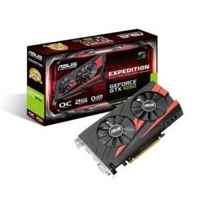 ASUS EX-GTX1050-O2G GeForce GTX 1050 2GB GDDR5