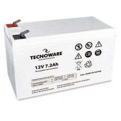 BATTERIA TECNOWARE 12V 7.2Ah EACPE12V7A2TWB