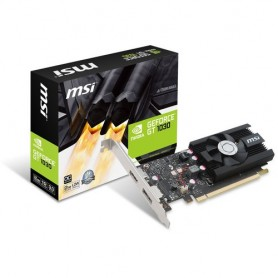 MSI VGA GEFORCE GT 1030 2GB GDDR5 LP OC DP HDMI LP FAN