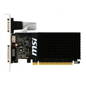 MSI VGA GT 710 2GB DDR3 DL DVI HDMI VGA LP