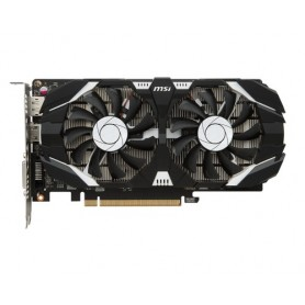 MSI VGA GTX 1050 4GB OC GDDR5 DL-DVI HDMI DP ATX 2*FAN