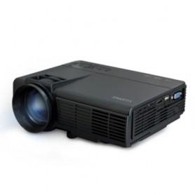 VIDEOPROIETTORE ATLANTIS SMARTIX LUMIERE T9 800x480 Ris max supp 1920x1080 1000 /1.000:1 VGA/HDMI/USB 2x2W, MediaPlayer integrat
