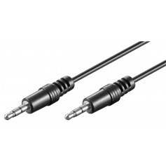Cavo Audio Stereo Jack 3.5 mm M/M 10m
