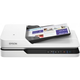 Epson WorkForce DS-1660W Power PDF