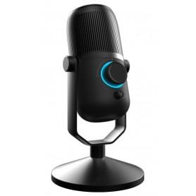 Microfono Professionale a Condensatore Alta Qualità 96 kHz USB-C con Stand