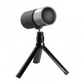 Microfono Professionale USB-C 96 kHz con Stand
