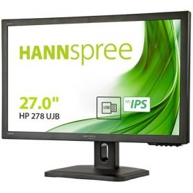 "Hannspree Hanns.G HP278UJB LED display 68,6 cm (27"") 1920 x 1080 Pixel Full HD LCD Nero"