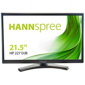 "Hannspree Hanns.G HP227DJB LED display 54,6 cm (21.5"") Full HD Opaco Nero"