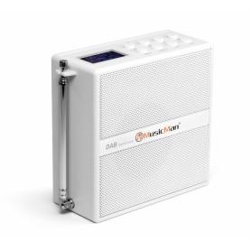 Altoparlante Portatile Radio DAB+ & FM Bluetooth v4.2 & AUXIN, BT-X51