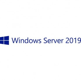 SW HP Microsoft Windows Server 2019 10 User CAL en/fr/it/de/es/ja LTU - P11079-B21