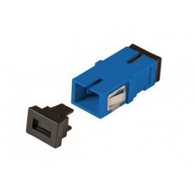 Adattatore a Bussola Keystone SC Simplex Monomodale OS2 Blu