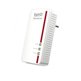 AVM FRITZ!Powerline 1260E International 1200 Mbit/s Collegamento ethernet LAN Wi-Fi 1 pezzo(i)