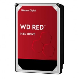 "HD WD SATA3 2TB 3.5"" RED INTELLIPOWER 64mb cache 24x7 - NAS HARD DRIVE - WD20EFAX"