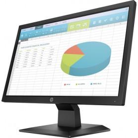"HP P204 LED display 49,5 cm (19.5"") 1600 x 900 Pixel HD+ Nero"