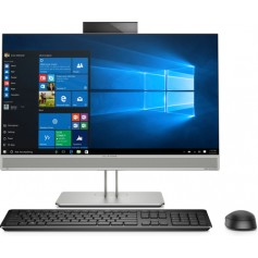 "HP EliteOne 800 G5 60,5 cm (23.8"") 1920 x 1080 Pixel Intel® Core™ i7 di nona generazione 8 GB DDR4-SDRAM 256 GB SSD Argento P"