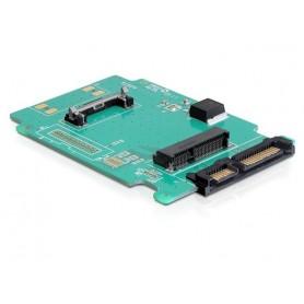 Scheda Convertitore da SATA 22 pin a mSATA Alloggiamento 2.5''
