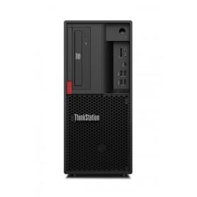 Lenovo ThinkStation P330 Intel® Core™ i7 di nona generazione i7-9700 8 GB DDR4-SDRAM 512 GB SSD Nero Torre Stazione di lavoro