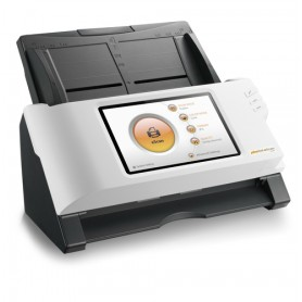Plustek eScan A150 600 x 600 DPI Scanner ADF Nero, Bianco A4