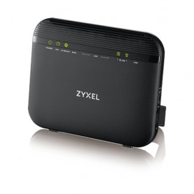 Zyxel VMG3625-T20A router wireless Dual-band (2.4 GHz/5 GHz) Gigabit Ethernet 3G Nero