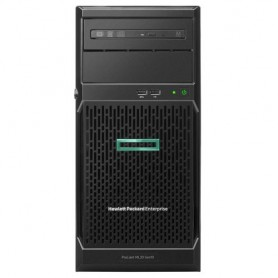 SERVER HPE P16926-421 ML30 GEN10 TOWER XEON 4C E-2224 3.4GHZ 8GBDDR4 NOHDD NO ODD 4X3.5 LFF NONHP S100I 2GLAN 1X350W GAR 3Y