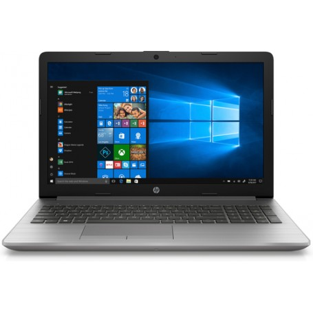 "HP 255 G7 Nero Computer portatile 39,6 cm (15.6"") 1920 x 1080 Pixel AMD Ryzen 5 8 GB DDR4-SDRAM 256 GB SSD Wi-Fi 5 (802.11ac) Wi"