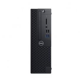DELL OptiPlex 3070 Intel® Core™ i5 di nona generazione i5-9500 8 GB DDR4-SDRAM 256 GB SSD SFF Nero PC Windows 10 Pro