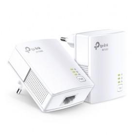 ADATTATORE POWERLINE TP-LINK TL-PA7017 KIT CONF.2PZ X LAN 1000M HOMEPLUG AV2 1P Gigabit Ethernet