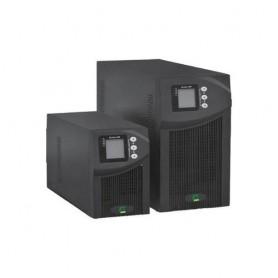 UPS ELSIST MISSION 1000 1000VA/800W TOWER ONLINE MONOFASE DOPPIA CONVERSIONE DISPLAY LCD PORTA USB