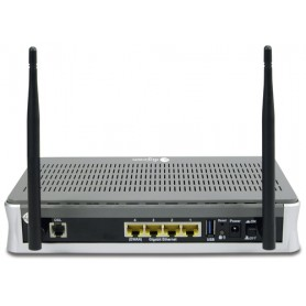 Digicom RA4GW30-B01 router wireless Dual-band (2.4 GHz/5 GHz) Gigabit Ethernet 3G 4G Grigio