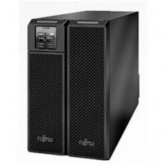 Fujitsu PY Online UPS 10kVA R/T Doppia conversione (online) 10000VA 4presa(e) AC Montaggio a rack/Torre Nero gruppo di continuit