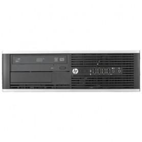 PC HP REFURBISHED 6300-8300 SFF i5-34X0 4GB SSD240GB + HDD 500GB DVD W7P