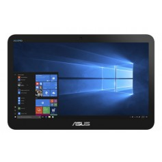 """ASUS A41GAT-BD060T 39,6 cm (15.6"""") 1366 x 768 Pixel Touch screen Intel® Celeron® 4 GB DDR4-SDRAM 256 GB SSD Nero PC All-in-one"""