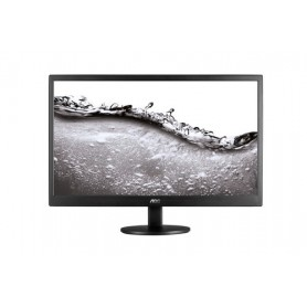 "AOC MONITOR 19,5"", LED TN, 16:9, 1600X900, 200 CD/M, 5MS, 110X70, D-SUB"